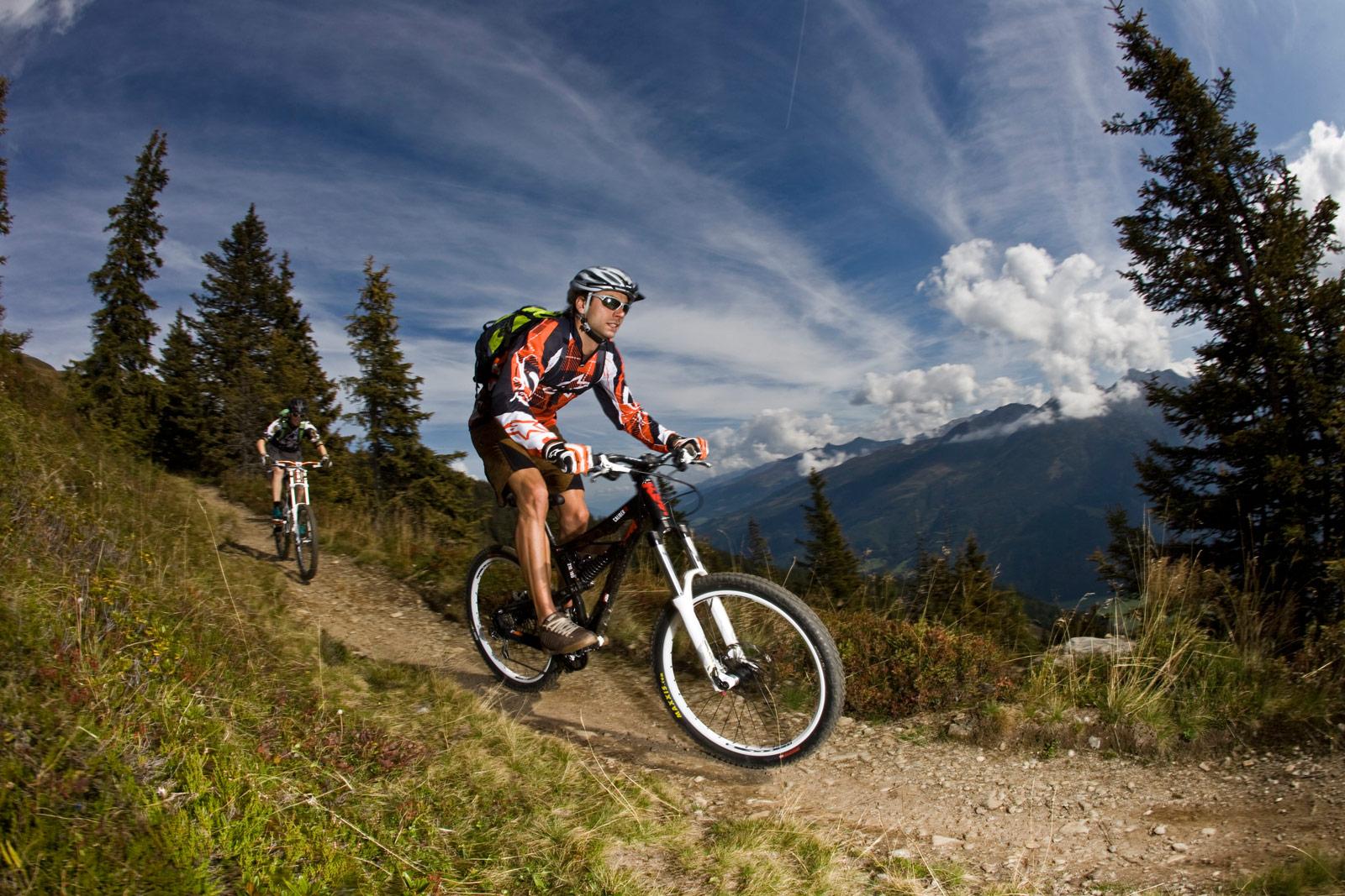 Biken c Wagrein Kleinarl Tourismus