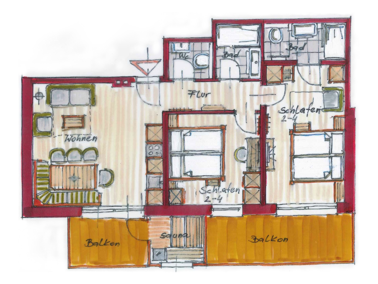 Das Kleinarl - Lodge Jaegersee und Ennskraxn