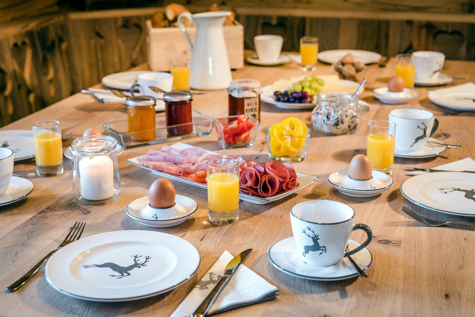 Fit in den Tag mit unserem Genießer-Frühstück