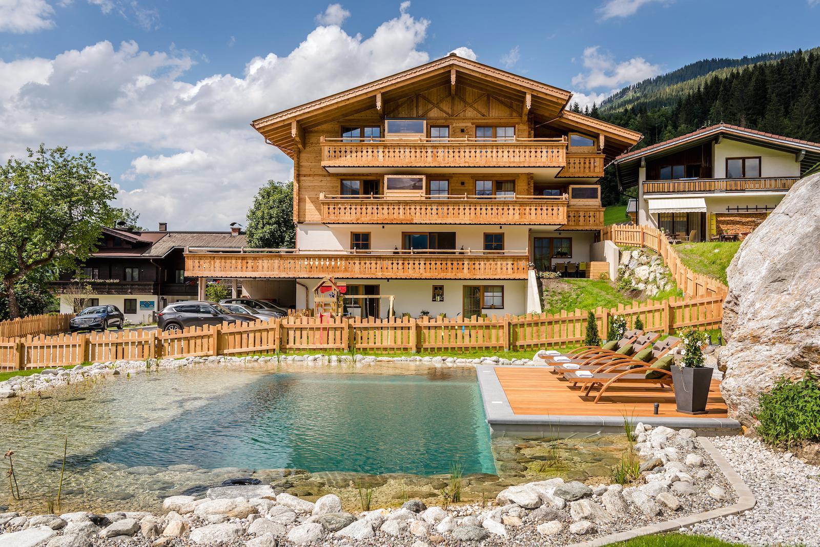 Das Kleinarl - traumhafte Lodges im Salzburger Land