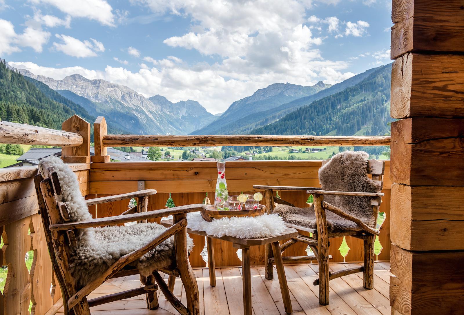 Sommerurlaub in Kleinarl - Das Kleinar Ihre Lodge in den Bergen